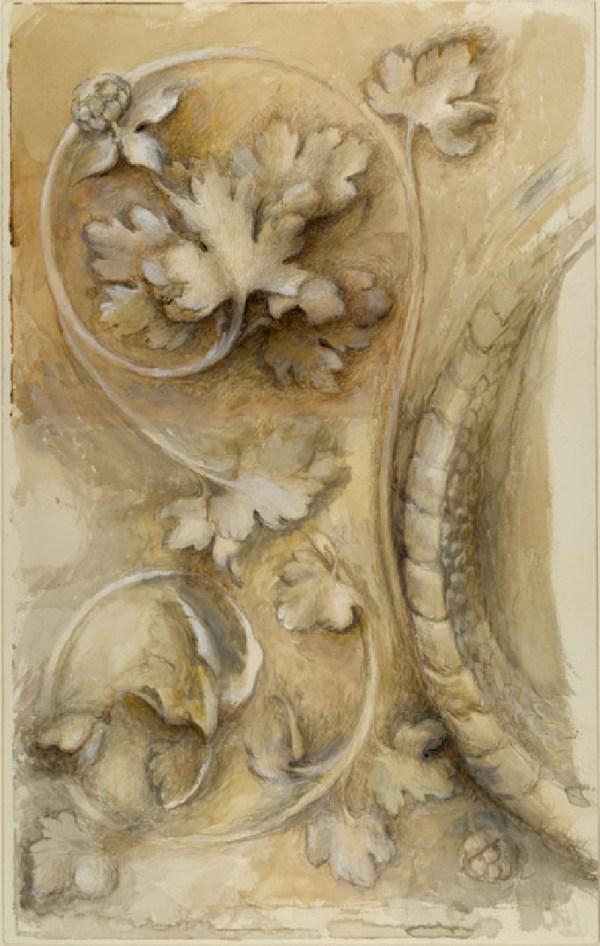 Ashmolean Elements Of Drawing John Ruskin