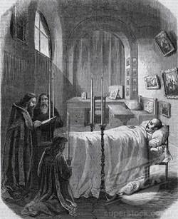 Император Николай I на смертном одре, Это был истинный Монарх, рожденный, чтобы повелевать народами