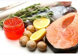 Рыба, икра, рыбные консервы / Ryby, kaviár, rybie konzervy