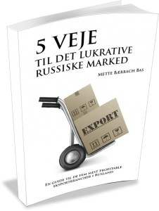E-bog: de fem mest profitable eksportbrancher i Rusland