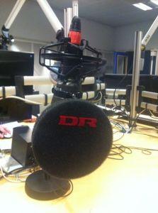 DR-studiet i Aarhus