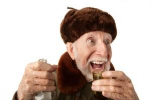 Rygning dræber flere russere en alkohol