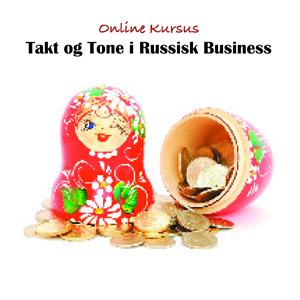 Online Kursus: Takt og Tone i Russisk Business