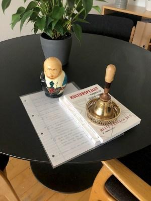 Undervisning af Mette Bærbach Bas