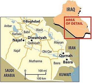 Южен Ирак