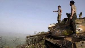 Опозиционни и бунтовнически фракции в сирийската гражданска война [АВГУСТ 2016]