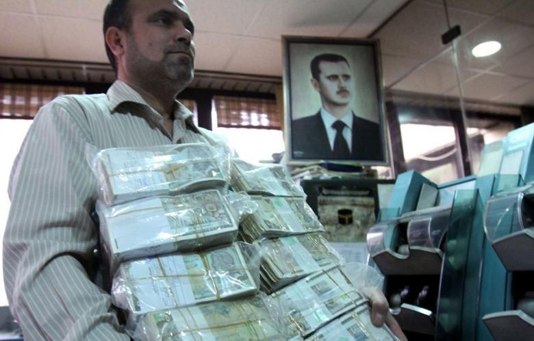 Как бизнесът помогна на режима на Асад да оцелее