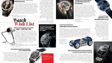 Photo of Monaco Watch Wish List: 8 эксклюзивных часов