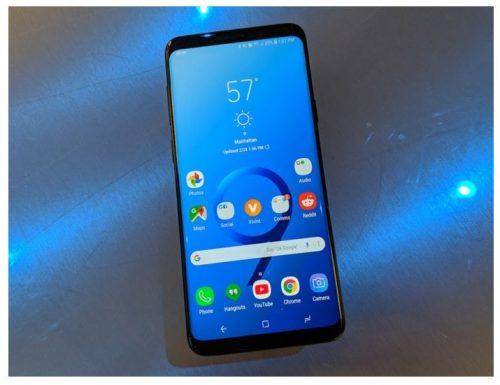 Этот скрытый функционал в настройках Samsung Galaxy S9