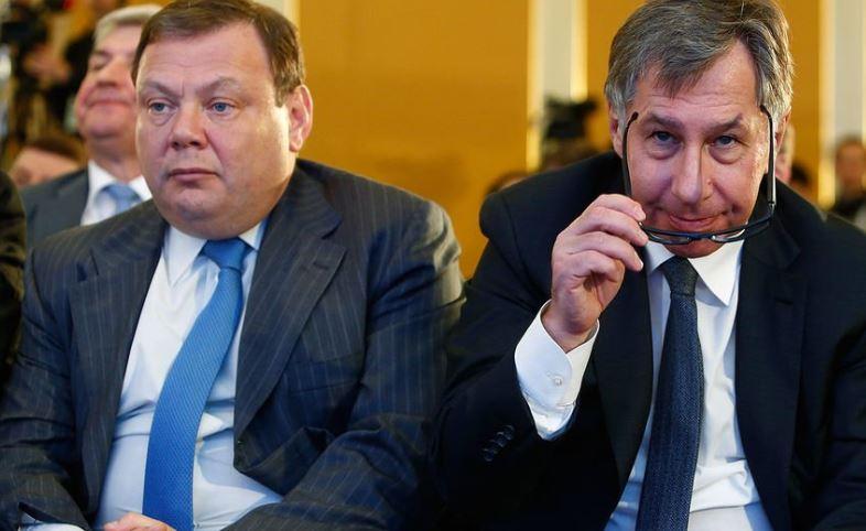 Гибель империи: Альфа-Банк требует от владельцев Югры Хотиных 700 млн долларов 217