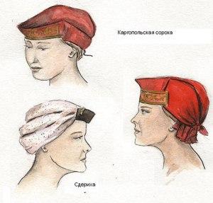 Каргопольская сорока