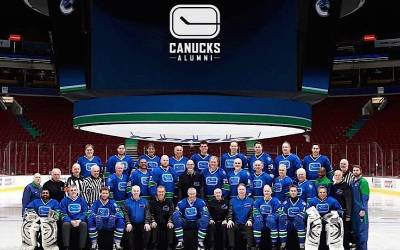 9th Annual Mayor's Cup to feature Canucks Alumni Players