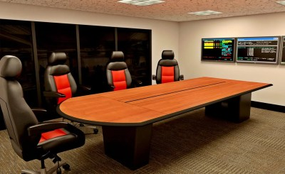 Russ Bassett - Transportation Operations Control conference table