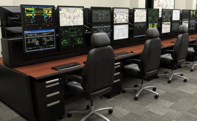 Russ Bassett - Military Operations Center Console Workstations