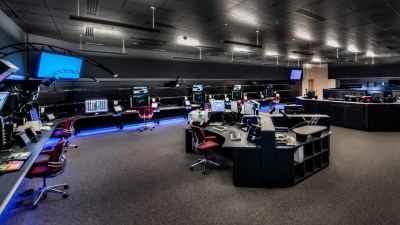 Russ Bassett - Air Traffic Control Airport Operations - console furniture