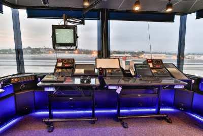 Russ Bassett - Air Traffic Control - Custom Tower Console Workstation 06