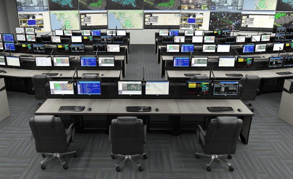 control consoles command centers