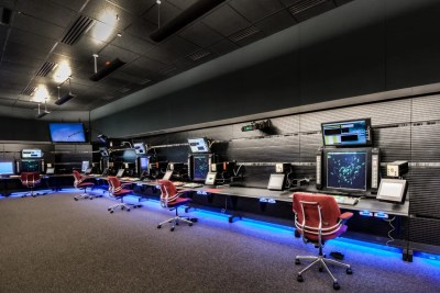 Russ Bassett - Air Traffic Control - Console Workstation -McCarran 04