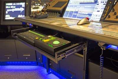 Russ Bassett - Air Traffic Control - Custom Tower Console Workstation