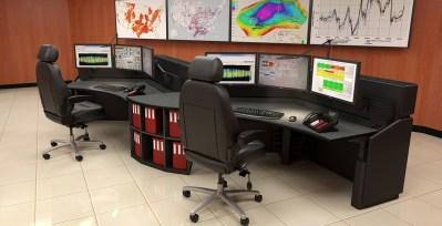 Operations Control Room - Russ Bassett