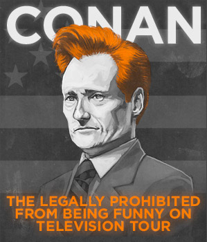 Conan's Comedy Tour