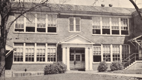 Temple Hill High School, 1946