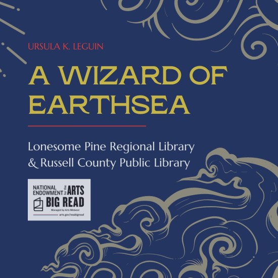 NEA Big Read: A Wizard of Earthsea by Urusula K. Le Guin