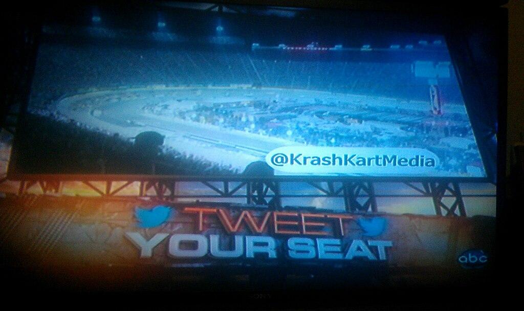 Nascar & Krash Kart Media