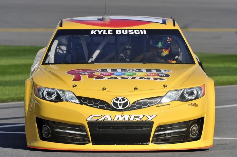 NASCAR GENERATION 6 CAR
