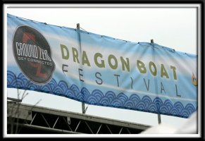 The 2010 Ground Zero Dragon Boat Festival