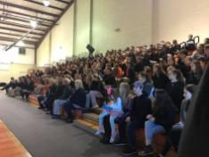 Students - near Thomasville, AL