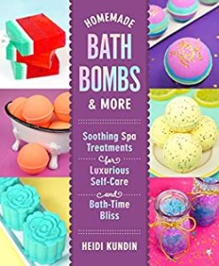 homemade bath bombs and more