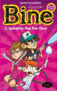 bine 5 opération ping pow chow