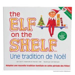 the elf on the shelf: une tradition de noel