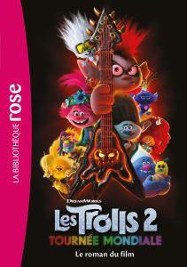 les trolls 2 tournée mondiale