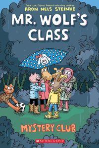 mr wolf's class mystery club