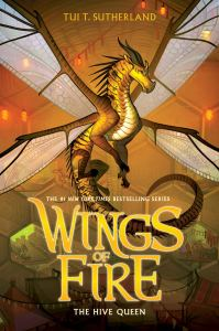 wings of fire 12 the hive queen