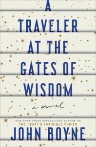 traveler at the gates of wisdom