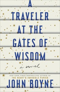 traveler at the gates of wisdom