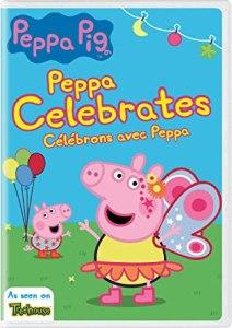 Peppa Pig Célébrons avec Peppa