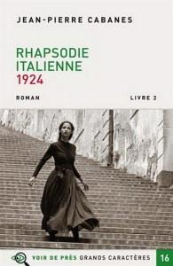 rhapsodie italienne, T2