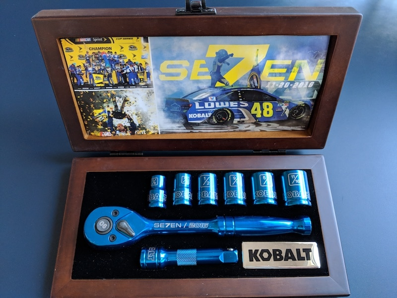 Kobalt Tools Gift