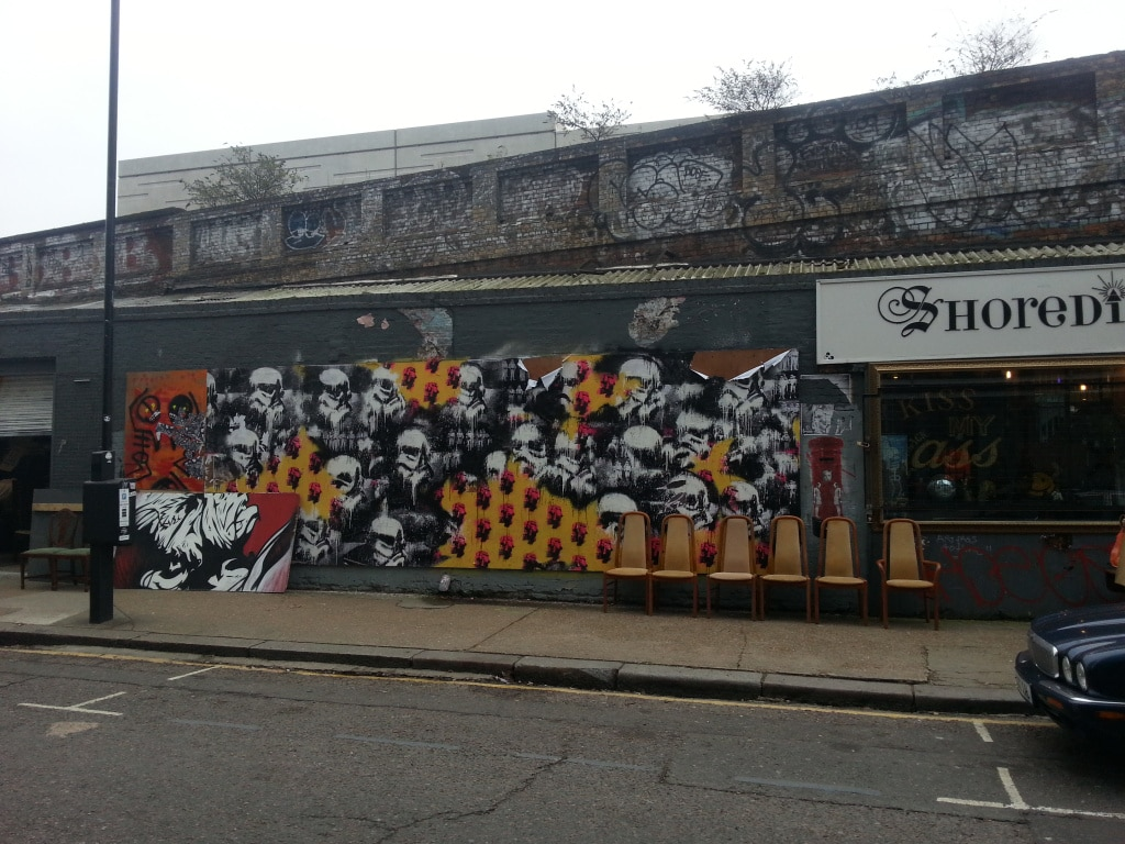 Star wars themed art