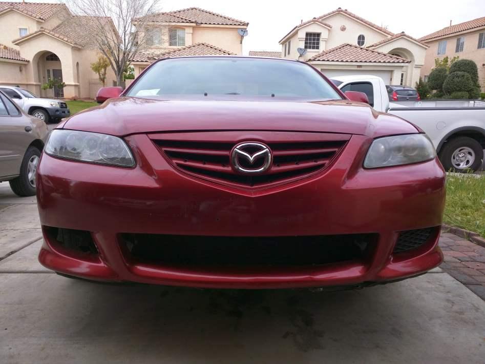 Mazda 6 Front Bumper picture