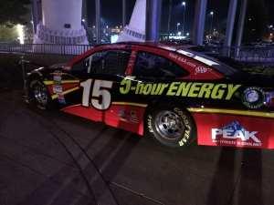 Clint Boywer Nascar Sprint Cup Series Car