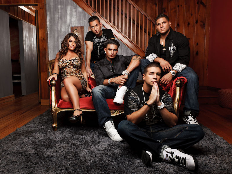 Jersey Shore is General Ignorance