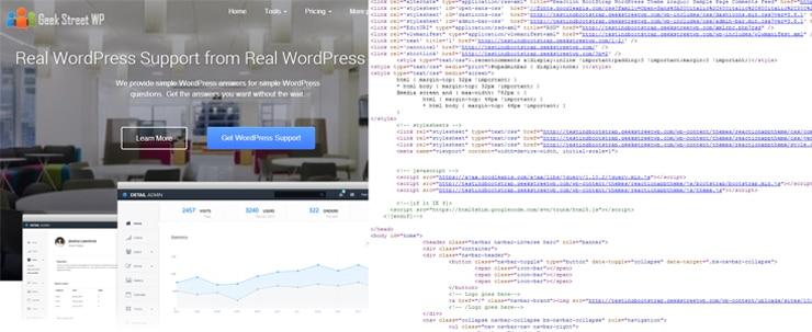 My Problem With WordPress Theme Demonstrations