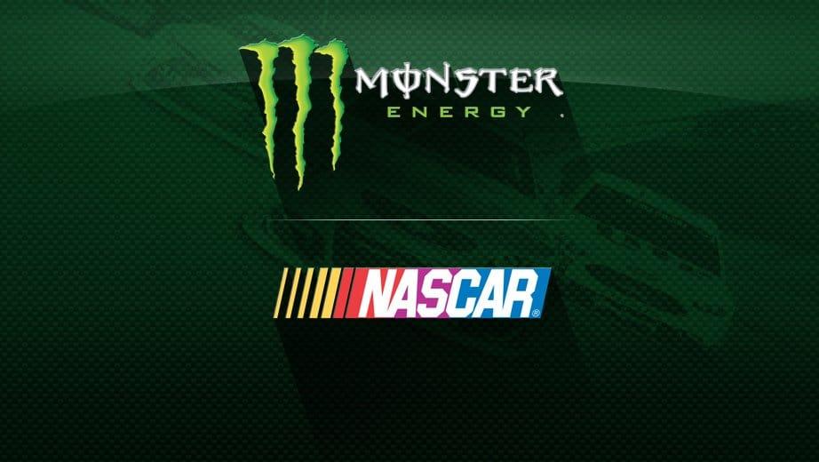 Monster Energy New Nascar Sponsor