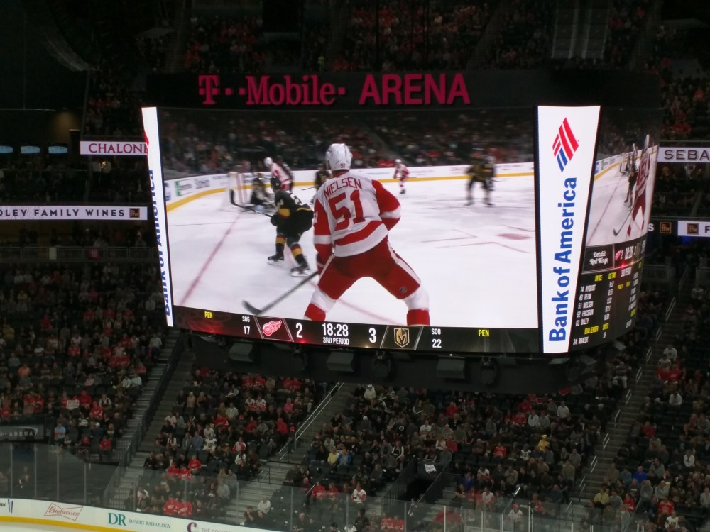 The Detroit Redwings helped me build credit