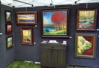 Russell Johnson Prescott oil painter